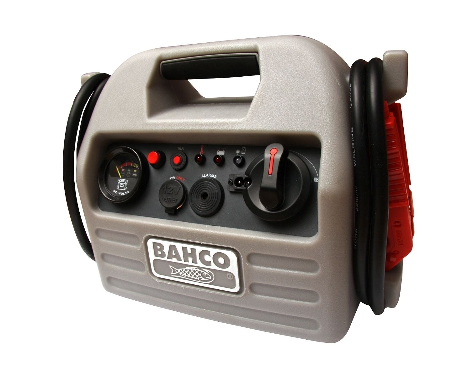 Bahco Auto Start Booster